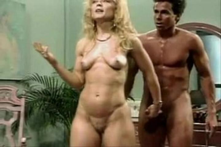 Горячий винтажный минет и секс за подаренную брошку